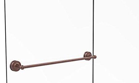 Prestige Regal Collection 30 Inch Shower Door Towel Bar