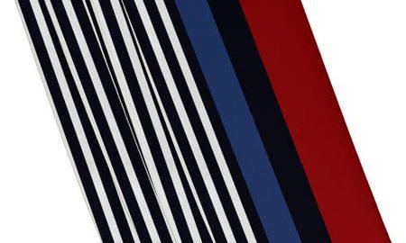 "Simply Daisy 19"" x 19"" Beach Shack Stripe Print Napkin, Set of 4"