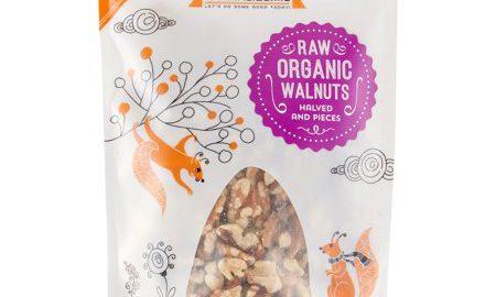 Karmalize. Me Organic Raw Walnuts, 6 Oz
