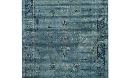 "Safavieh Vintage Turquoise Traditional Rug - 5'3"" x 7'6"""