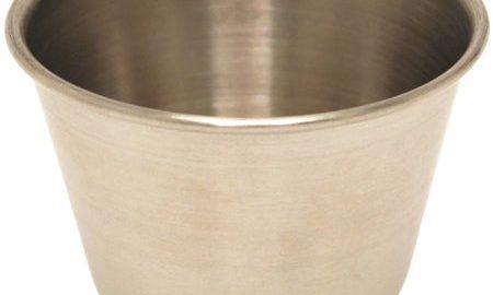 Starfrit Gourmet 080744-072-0000 Stainless Steel Butter Cup