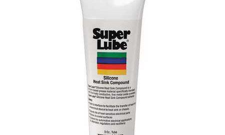 SUPER LUBE 98003 Silicone Heat Sink