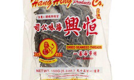 Hang Hing Dried Seaweed Strip, 5.3 Oz