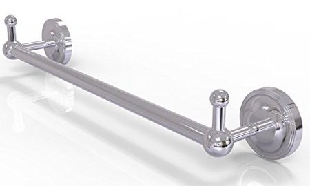 Prestige Regal Collection 18 Inch Towel Bar with Integrated Hooks