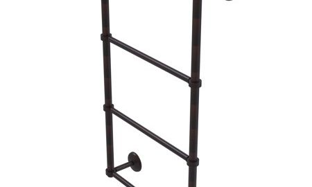 Monte Carlo Collection 4 Tier 36 Inch Ladder Towel Bar