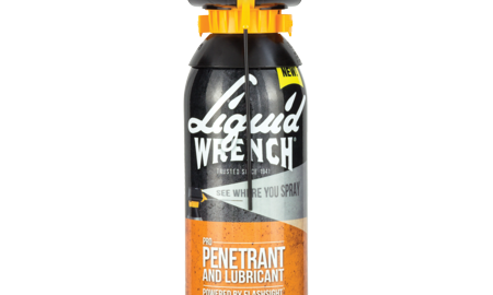 LIQUID WRENCH Pro Penetrant and Lubricant Powered by FlashSightâ ¢ Technology