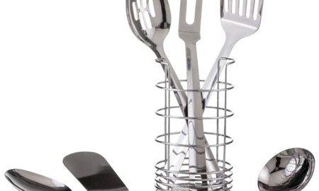 7pc S/S Kitchen Tool Set