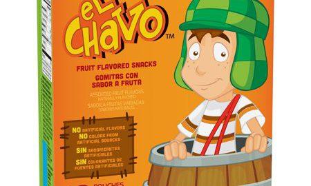 El Chavoâ ¢ Fruit Flavored Snacks 10 ct Box