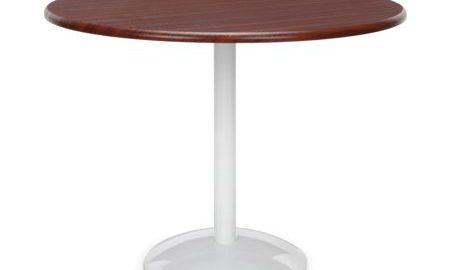 """ORBIT TABLE 36"""" ROUND -CHERRY TOP"""
