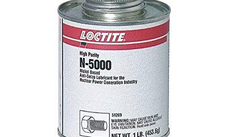 LOCTITE 303543 Anti-Seize, High Purity,8 lb, Can G2272551
