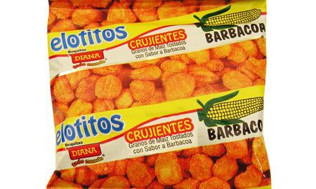 Diana Cornbits 0.56 oz (Dozen) - Elotitos (Pack of 2)
