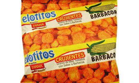 Diana Cornbits 0.56 oz (Dozen) - Elotitos (Pack of 4)