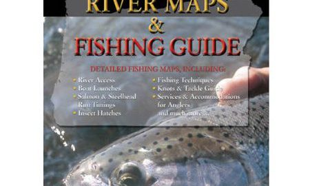 Frank Amato Oregon River Map and Fishing Guide