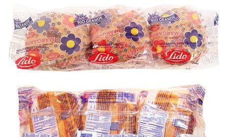 Lido Margarita Cookies 6.7 oz - Galletas (Pack of 16)
