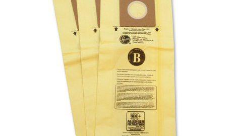 Hoover TaskVac Type-A Allergen Bags