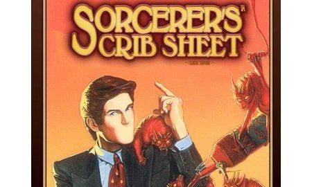Sorcerer's Crib Sheet (Classic Reprint): A Supplement for Bloodshadows