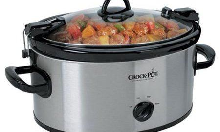 Crock-Pot 6-quart Cook & Carry Slow Cooker