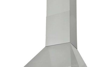 KOBE RA0230SQB-DC48-1 Premium 30-inch Wall Mount Range Hood, 3-Speed, 760 CFM, LED Lights, Baffle Filters