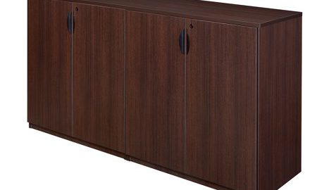 Legacy Stand Up Side to Side Storage Cabinet/ Storage Cabinet- Java