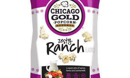 Chicago Gold Popcorn - Zesty Ranch Popcorn