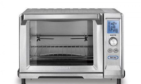 Cuisinart Rotisserie Convection Toaster Oven, Stainless Steel