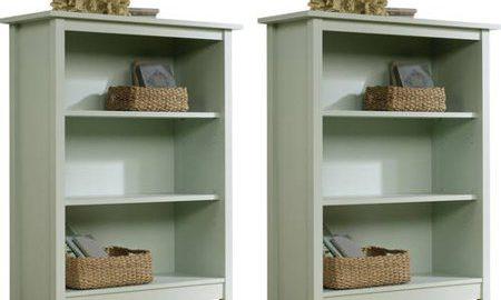Sauder Original Cottage Bookcase, Set of 2, (Mix and Match)