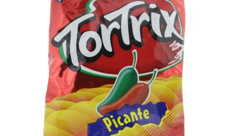 Tortrix Spicy Corn Chips 6.3oz - Picante chips (Pack of 1)