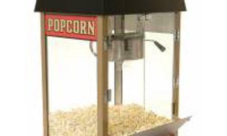 Street Vendor Popcorn Machine 4 Ounce Kettle