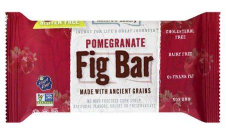 Nature's Bakery Pomegranate Fig Bar, 2 Oz