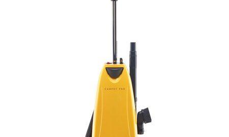 Carpet Pro True Commercial Bag Upright Vacuum, CPU-2T