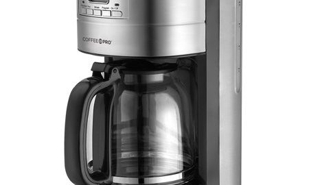 Coffee Pro 10-12 Cup Stainless Steel Brewer