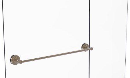 Que New Collection 30 Inch Shower Door Towel Bar
