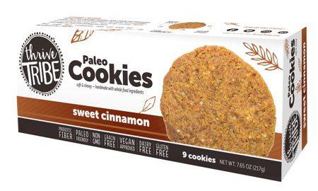 Thrive Tribe Sweet Cinnamon Cookies - .85 oz
